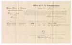 1875 July 08: U.S. v. William Holl, larceny, George Kelly and Eliza Holl, witnesses; Stephen Wheeler, commissioner