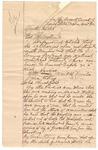 1875 August 07: Second application for witnesses for U.S. v. Ed. Malcolm, murder, and Etta Perkins, Owen Filing, and Arle Burchfield, witnesses; Stephen Wheeler, clerk, by John Berry, deputy clerk