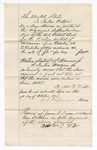 1875 October 9: Voucher, to Feuton Watson for services as janitor at the U.S. District Court; E.L. Stephenson, clerk