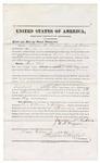 1876 October 9: Bond for witnesses, Frances N. Puryiar and James N. Perkins, for U.S. v. Isaac Wolf, for larceny; Stephen Wheeler, commissioner