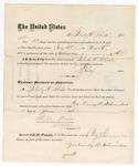 1876 June 05: Voucher, to Gerhardy W. Schnider, for guarding prisoners; J.J. Peirce, jailor; Stephen Wheeler, clerk