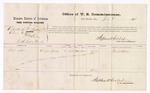 1876 July 6: Voucher, U.S. v. KiaKaktonki (alias Big Chief) and Kihawa (alias Crier Charge), larceny in the Indian Country; includes cost of per diem and mileage; Paul Akew, witness; Stephen Wheeler, commissioner