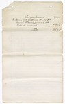 1876: Voucher, brought forward, to issuing writs for subpoenas; Stephen Wheeler