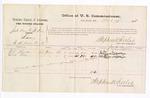 1876 March 27: Voucher, U.S. v. Jake Davis (alias Ike Davis), larceny; includes cost of per diem and mileage; John Thornton and Ellick Fallen, witnesses; Stephen Wheeler, commissioner; James F. Fagan, U.S. marshal