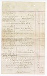 1877 January 16: Voucher, U.S. v. [miscellaneous goods]; U.S. v. Maxwell and Morris, John A. Fitch, and John Dorchester, debt on bond as traders in the Indian Country; U.S. v. Elias Rieton and Charles G. Scott, debt on Indian agents bond; U.S. v. George W. Clark, William Quesenbury, Josiah W. Washbourne, and Thomas Walden, debt on Indian agents bond; U.S. v. William Blakesly and John Young; U.S. v. Orlando J. Gray, Daniel Harris, Charles E. Ford,  Robert J. Topping, and James Summer; U.S. v.  Albert Johnston, Charles Starr, George Boldridge, Thomas Blair, and William Harnage; U.S. v. James Crittenden, Thomas Crittenden, Cyrus R. Stephenson; U.S. v. Jackson Downing, C.N. West, Repey B. Cox, and D.W. Ross; U.S. v. William H. Thomas; U.S. v. M.M. Bowles and W.F. Baely; U.S. v. George H. Newton and Alvey G. Newton; U.S. v. J. Taylor Potts; U.S. v. Vandyke Barrelaw; U.S. v. Thomas J. Benderman and Levi S. Falcon; U.S. v. Logan H. Roats, Thomas Martin, A.S. Thorn, W.E. Spear, Edwin Rockwell, and William T. Ford, debt on U.S. marshals bond; U.S. v. Mathew Leeper, J.M. Tibbets, and Josiah W. Washbourne, debt on Indian agents bond; U.S. v. Newton Scimpsher, Atkinson and Robb, and James Patterson, garnishment to secure debt of the U.S. v. N. Scrumpshed; U.S. v. John N. Garber, Thomas M. Bowen, Thomas D.W. Yonley, Alexander McDonald, Henry Page, Charles W. Taukersley, William S. Oliver, Jeffery G. Botsford, and John Stoddard; debt on U.S. marshals bond; U.S. v. Charles Rich and Lewis H. Posey; U.S. v. Logan H. Roats, Richard C. Kereus, and M. Larue Harrison, debt on U.S. marshals bond; U.S. v. Thomas S. Drew, W.R. Hunter, John T. Black, James Houston, Daniel Hanauer, John H. Imbodeu, James Robinson, Alexander Robinson, and O. Robinson, debt on Indian agents bond; U.S. v. John McDonald; U.S. v. Ellen Ball; U.S. v. William Shoate; U.S. v. David Wright and Joseph Mann; U.S. v. John R. McCollurn; U.S. v. John E. Campbell; U.S. v. Cuska Brown, murder in the Indian Country; U.S. v. Richmond Clark, larceny in the Indian Country; U.S. v. Henry Fox, larceny in the Indian Country; U.S. v. Thomas Williams, assault with intent to kill in Indian Country; U.S. v. William Moncrieff, introducing spirituous liquors into the Indian Country; U.S. v. Joseph Denbow, introducing spirituous liquors into Indian Country; U.S. v. Joshua Smith and Alfred Williams, larceny in the Indian Country; U.S. v. Sam Foreman, assault with intent to kill in Indian Country; U.S. v. Robber, violating U.S. internal revenue laws; U.S. v. One Vann, introducing spirituous liquor into Indian Country; U.S. v. Silas Wood; U.S. v. James Crittendon, assault with intent to kill in Indian Country; U.S. v. Charles Burk, assault with intent to kill in Indian Country; U.S. v. Andrew Barker, James Barker, James M. Bell, Johnson Falling, Sylvester Hersh, John Kinney, and Edward W. Jenkins, larceny in Indian Country; U.S. v. Andrew Barker, James Barker, James M. Bell, Shelly L. Keys, and William R. Rooth, larceny in Indian Country; U.S. v. Andrew Barker, James Barker, and James M. Bell, larceny in the Indian Country; U.S. v. Russell McKinney, murder in Indian Country; U.S. v. Lovely Rogers, murder in Indian Country; U.S. v. Ki Coleman, murder in the Indian Country; U.S. v. Neddie Kinche, larceny in the Indian Country; U.S. v. John Farrell, introducing spirituous liquors into Indian Country; U.S. v. John Farrell, retail liquor dealer without paying special tax; U.S. v. William Taylor, introducing spirituous liquors into Indian Country; U.S. v. William Taylor, retail liquor dealer without paying special tax; U.S. v. James Gardner, retail liquor dealer without paying special tax; U.S. v. James Gardner, introducing spirituous liquors into Indian Country; U.S. v. George Williams, assault with intent to kill in Indian Country; U.S. v. John Coleman, Henry Baker, and Nick Worthington, larceny in the Indian Country; U.S. v. Jesse Cochran, murder in Indian Country; U.S. v. James Jones, murder in Indian Country; U.S. v. Robert Love, larceny in the Indian Country; U.S. v. Elkanah Hereford, tobacco dealer without paying special tax; U.S. v. James Lee, larceny in the Indian Country; U.S. v. Richard Cowan, murder in Indian Country; U.S. v. Joe Coffey, larceny in Indian Country; U.S. v. John Dillon, violating U.S. internal revenue laws; U.S. v. Andy Welch, larceny in the Indian Country; U.S. v. Joe Barnett, violating internal revenue laws; U.S. v. John Mulleh, introducing spirituous liquors into Indian Country and violating U.S. internal revenue laws; U.S. v. Stephen Pettigrew, larceny in the Indian Country; U.S. v. James Brashears, James Wise, Al Newberry, W.S. Carney, and Henry Newberry, murder in the Indian Country; U.S. v. Andy Sparling, violating U.S. internal revenue laws; U.S. v. Andy Sparling, introducing spirituous liquors into Indian Country; U.S. v. Henry Frazier, larceny in Indian Country; U.S. v. Jesse Harnage, Steven Star, and Josiah Vann, larceny in the Indian Country; U.S. v. Charles Tickansky, retail liquor dealer without paying special tax; U.S. v. Salol Nicholson, assault with intent to kill in Indian Country; U.S. v. Taylor Parris and Noah Parris, introducing spirituous liquor into Indian Country; U.S. v. Jack Fitzpatrick, Little Robe, and Cabby, contempt; U.S. v. John Bradshaw, tobacco dealer without paying special tax; U.S. v. John Greenwood, larceny in the Indian Country; U.S. v. Caesar Boyd, larceny in the Indian Country; U.S. v. Eastman Chuck, Raymond Chuck, and Nack-Sha-lah, larceny in the Indian Country; U.S. v. Joseph Colbert and Fluton Kemp, larceny in the Indian Country; U.S. v. Dirt Thrower, larceny in the Indian Country; U.S. v. Henry Hays, larceny in the Indian Country; U.S. v. Henry Hood and George Gunther, assault with intent to kill in Indian Country; U.S. v. Coasie Theodore, larceny in the Indian Country; U.S. v. Stephen Dass, larceny in Indian Country; U.S. v. Noah McCaun, larceny in Indian Country; U.S. v. William Ward, assault with intent to kill in Indian Country; U.S. v. John Owsley, assault with intent to kill in Indian Country; U.S. v. John Jackson, larceny in Indian Country; U.S. v. Allen Beagle, introducing spirituous liquors into Indian Country and retail liquor dealer without paying special taxes; U.S. v. John Devine and Anna Jones, larceny in Indian Country; U.S. v. Jesse Kelly, retail liquor dealer without paying special tax; U.S. v. Huiton Blurton, assault with intent to kill in Indian Country; U.S. v. Edward Giveus, larceny in Indian Country; U.S. v. William Taylor, larceny in Indian Country; U.S. v. Burgess Yates, rape in Indian Country; U.S. v. Mrs. M. Bach, contempt; U.S. v. John McClaughlan and Almarine Wadkins, murder in Indian Country; U.S. v. George Knight, retail liquor dealer without paying special tax; U.S. v. Edward Givens, larceny in Indian Country; U.S. v. George Monroe, introducing spirituous liquor into Indian Country; U.S. v. Josephine Cannon and W.L. Mills, contempt; U.S. v. George Monroe, retail liquor dealer without paying special tax; U.S. v. George Southerland, contempt; U.S. v. John Ball, assault with intent to kill in Indian Country; U.S. v. Corneluis Sanders, assault with intent to kill in Indian Country; U.S. v. James Phillips and Henry Shannon, retail liquor dealer without paying special tax; U.S. v. James Phillips, introducing spirituous liquors into Indian Country; U.S. v. William Bennett and Napoleon Fulsom, larceny in Indian Country; U.S. v. William Blue and Charles Carter, larceny in Indian Country; U.S. v. John Hansford, larceny in Indian Country; U.S. v. William Davis and William Alden, larceny in Indian Country; U.S. v. Joan Stults, larceny in Indian Country; U.S. v. Noah McCann, larceny in larceny in Indian Country; U.S. v. Joseph Tonatubbe and Daniel Speaker, larceny in Indian Country; U.S. v. George White, violating U.S. internal revenue laws and introducing spirituous liquor into Indian Country; U.S. v. Ed. Coher, contempt; U.S. v. David Wright, contempt; U.S. v. William Blue and Charles Carter, larceny in Indian Country; U.S. v. Black Crow and Cruping Bear, murder in Indian Country; U.S. v. William N. Edwards, Victor N. Edwards, and John W. Edwards, murder in Indian Country; U.S. v. John W. Fliut, contempt; U.S. v. Ellen Ball, contempt; U.S. v. William Bennett, larceny in Indian Country; U.S. v. Dan Ellas and Henry Turner, larceny in Indian Country; U.S. v. Charles Cochran, assault with intent to kill in Indian Country; U.S. v. George Bullet and Ebon Brown, assault with intent to kill in Indian Country; U.S. v. Jeff Thomas, Alfred Nail, and Lone Conneyontuffee, larceny in Indian Country; U.S. v. Noah McCann, larceny in Indian Country; U.S. v. James B. Crozier, larceny in Indian Country; U.S. v. Jeff Thomas, Alfred Nail, and Lone Connerontuffee, larceny in Indian Country; U.S. v. John Woods, assault with intent to kill in Indian Country; U.S. v. Houston Brown, Thomas Miller, and Yock-Can-Ney, murder in Indian Country; U.S. v. Taylor Parris, Noah Parris, and Jeff Robinson, murder in Indian Country; U.S. v. John Proctor, murder in Indian Country; U.S. v. John Reardon, William Story, and Frank Kriner, larceny in Indian Country; U.S. v. Charles Clarke, contempt; U.S. v. C.T. Rucker, contempt; U.S. v. Augustus F. Seals, and Chapman Marrs, larceny in Indian Country; U.S. v. Ti-ta-ka, Joseph Riley, Tesekiah Harjo, Cub McIntosh, and John Hawkins, murder in Indian Country; U.S. v. George Holt, larceny in Indian Country; U.S. v. Irving Perkins, murder in Indian Country; U.S. v. William Petty and Fred Boyance, larceny in Indian Country; U.S. v. Uriah M. Cooper, retail liquor dealer without paying special tax; U.S. v. Josephine Honey and Silas Wood, larceny in Indian Country; U.S. v. Jack Tussy, larceny in Indian Country; U.S. v. Jesse Blagg, murder in Indian Country; U.S. v. Josephine Harris, violation of U.S. internal revenue laws; U.S. v. Mrs. Cochran, violation of U.S. internal revenue laws; U.S. v. Tom Craslin, larceny in Indian Country; U.S. v. Rene Childers, violation of U.S. internal revenue laws; U.S. v. Mary Hanery, violation U.S. internal revenue laws; U.S. v. Nan Harper, violation U.S. internal revenue laws; U.S. v. Jackson Woods, assault with intent to kill in Indian Country; U.S. v. Charles Thomas, murder in Indian Country; U.S. v. John Settles, introducing spirituous liquor into Indian Country and violation internal revenue laws of U.S.; U.S. v. John Cameron and One Jones, introducing spirituous liquors into Indian Country; U.S. v. David Leflone, assault with intent to kill in Indian Country; U.S. v. Charles Watson, larceny in Indian Country; U.S. v. William Bowman, illicit distillery spirituous liquors; U.S. v. Peter Roberson, introducing spirituous liquors into Indian Country; U.S. v. One Gillup, larceny in Indian Country; U.S. v. William N. Adams and Alford H. Boles, subornation of perjury; U.S. v. Peter Roberson, violation of U.S. internal revenue laws; U.S. v. William N. Adams, perjury; U.S. v. Samuel Spencer, larceny in Indian Country; U.S. v. Henry Jones, larceny in Indian Country; U.S. v. Jeff Thomas and Lone Conneyontubbee, larceny in Indian Country; U.S. v. James Rose, retail liquor dealer without paying special tax; U.S. v. Batiste Seeley, larceny in Indian Country; U.S. v. Tuck Downing, larceny in Indian Country; U.S. v. James Jimmerson, introducing spirituous liquors into Indian Country and violation U.S. internal revenue laws; U.S. v. William A. Adams and Alford H. Bales, making fraudulent affidavits in support of claim for homestead; U.S. v. Dutch Ratling Gourd, contempt; U.S. v. William P. Bouduioh, contempt; U.S. v. Charles U. Leichard, contempt; U.S. v. James Foster and Arthur Foster, contempt; U.S. v. Samuel Moncrieff, contempt; U.S. v. Albert Brown, introducing spirituous liquors into Indian Country and retail liquor dealer without paying special tax; U.S. v. Thomas Seeley, James Seeley, and Batiste Seeley, larceny in Indian Country; U.S. v. Winnie Allen, contempt; U.S. v. H.W. Terrell, contempt; U.S. v. John E. Campbell, contempt; U.S. v. Andrew J. Archer, contempt; U.S. v. Thomas Taylor and James W. Williamson, contempt; U.S. v. John R. McCollum, contempt; U.S. v. A.F. Willis and Sally McCasson, contempt; U.S. v. One Taylor, contempt; U.S. v. William Shoate, contempt; U.S. v. Mrs. Bennett, contempt; U.S. v. Sam Garvin, contempt; U.S. v. G.B. Harris and F.M. Sawyer, contempt; U.S. v. Elizabeth Drew, contempt; U.S. v. Samuel Banks, assault with intent to kill in Indian Country; U.S. v. James Schwanake, assault with intent to kill in Indian Country; U.S. v. June Johnson and Hiram Green, assault with intent to kill in Indian Country; U.S. v. William H. McDaniel, larceny in Indian Country; U.S. v. Johnson Falling, violation U.S. internal revenue laws; U.S. v. Jean Summers, larceny in Indian Country; U.S. v. Daniel Harris, violation of U.S. internal revenue laws; U.S. v. Jerry Hanford, subornation of perjury; U.S. v. Louise Bruden, violation U.S. internal revenue laws; U.S. v. Joe Anderson, larceny in Indian Country; U.S. v. Charles Sanquin, violation of U.S. internal revenue laws; U.S. v. John Wilson, introducing spirituous liquors into Indian Country; U.S. v. James Ussery and Audy Griffin, larceny in Indian Country; U.S. v. Kiah-ak-tonki and Ki-aw-wah, larceny in Indian Country; U.S. v. Edward M. Lewis and T.P. Lewis, arson in Indian Country; U.S. v. James Pratt, larceny in Indian Country; U.S. v. John Edwards, assault with intent to kill in Indian Country; U.S. v. Robert Pettus, larceny in Indian Country; U.S. v. W.S. Maroney, larceny in Indian Country; U.S. v. Morris H. Sorrels, larceny in Indian Country; U.S. v. Adolphe Shade, introducing spirituous liquors into Indian Country; U.S. v. Cornelius Howard, larceny in Indian Country; U.S. v. Bud Coak, larceny in Indian Country; U.S. v. William Riley, violation of U.S. internal revenue laws; U.S. v. John Kettle and Martin B. Martin, murder in Indian Country; U.S. v. William Blue and Saffron Thompson, larceny in Indian Country; U.S. v. John Winters, larceny in Indian Country; U.S. v. Roland T. Bryarly, larceny in Indian Country; U.S. v. William Yates, violation U.S. internal revenue laws; U.S. v. Joseph Elliott, violation U.S. internal revenue laws; U.S. v. Henry Willis and Charles Scott, larceny in Indian Country; U.S. v. James Schwanake, assault with intent to kill in Indian Country; U.S. v. Lewis Rowe, Eli Rowe, and Jug. Landrum, larceny in Indian Country; U.S. v. Jack Tussey, assault with intent to kill in Indian Country; U.S. v. Wesley A. Sellers, introducing spirituous liquors into Indian Country; U.S. v. David Lewis, larceny in Indian Country;  U.S. v. Thomas Ford, larceny in Indian Country; includes costs of various court fees; Stephen Wheeler, clerk; Isaac C. Parker, judge
