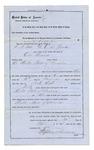 1878 June 6: Writ of Execution, U.S. v. L.B. Bell and C.D. Gunter; includes cost of debts; Stephen Wheeler, clerk; D.P. Upham, U.S. marshal