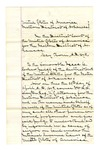 1878 April 29: Letter, to Isaac C. Parker, judge, from William H.H. Clayton, U.S. attorney, detailing U.S. v. Samuel P. Gratham and G.A. Gratham, introducing spirituous liquors ; Henry M. Cooper, commissioner; A.G. Fowler, U.S. deputy marshal