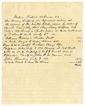 1878 July 09: Voucher, U.S. v. Colly Albert, larceny; includes cost of mileage and subpoenas; William Redding and Huston West, witnesses; U.S. v. Joseph Bonhuer, rape; Dr. A. Dunlap, Dr. E.R. Duval, and John W.M. Namer, and John Bloomburg, witnesses