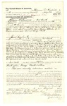 1878 August 12: Voucher, to William R. Kendrick, of Fort Smith, Arkansas, for assisting J.W. Searle, U.S. deputy marshal, in U.S. v. Sampson Washington, U.S. v. George Phillips, U.S. v. W.B. Finey, U.S. v. One Wilson and others, and U.S. v. George Smith; Stephen Wheeler, commissioner; James Brizzolara, commissioner; D.P. Upham, U.S. marshal