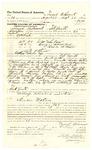 1878 October 2: Voucher, to Frank Belmans, of Fort Smith, Arkansas, for assisting G.H. Kyle, U.S. deputy marshal, in U.S. v. G.W. Whelan, U.S. v. George Blackbird, and U.S. v. Chance D. Buc and others; Stephen Wheeler, clerk; D.P. Upham, U.S. marshal