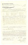 1878 November 01: Voucher, to J.T. Ayer, of Fort Smith, Arkansas, for assisting C.C. Ayers, U.S. deputy marshal, in U.S. v. Ben Dillard, violation of internal revenue laws, U.S. v. Wiley Johnson, larceny, U.S. v. William Martin, larceny, U.S. v. Peter Hammer, violation internal revenue laws, and U.S. v. Ben Austin, larceny; Stephen Wheeler, commissioner; D.P. Upham, U.S. marshal
