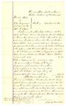 1878 October 29: Voucher, U.S. v. T.A. Teryman, J.S. Scoville, and John R. Lyons, bribery indictment; includes cost of warrant; served by J.W. Searle, U.S. deputy marshal; W.V. Alexander, Britt Willis, Cyrus Harmah, and Gilbert Turnbull, witnesses; D.P. Upham, U.S. marshal; Stephen Wheeler, clerk