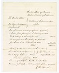 1880 April 4: Voucher, U.S. v. [miscellaneous goods], violation of intercourse laws; includes cost of feeding horses and caring for and transportation of goods; J.H. Mershon, U.S. deputy marshal; D.P. Upham, U.S. marshal; Stephen Wheeler, clerk