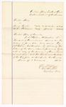 1880 June 23: Voucher, to D.P. Upham, U.S. marshal, for warrants issued in U.S. v. Henry Barker, violation of internal revenue laws, and U.S. v. Martin Pritchard, larceny