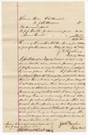 1883 June 07: Partial Voucher, J.H Mershon, U.S. marshal; costs paid to J.J. Smith and Samuel Bennet, for service as guards; received of Thomas Boles, U.S. marshal; Stephen Wheeler, clerk