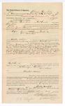 1885 ugust 25: Voucher, to Charles Barnhill, of Fort Smith, Arkansas, for assisting Tyner Hughes, deputy marshal, in  U.S. v. Swiney McKinney et.al and U.S. v. William Hawkins; Stephen Wheeler, commissioner; Larland Frazier, John Woods, Nelson Benton, David Burney, arrested; S.A. Williams, deputy clerk; Thomas Boles, U.S. marshal