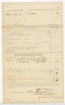 1885 November 20: Voucher, U.S. v. Robert Meek, larceny in the Indian Country; William Roden, John Show, John Stephens, witnesses; S. Mays, deputy marshal; Stephen Wheeler, clerk; S.A. Williams, deputy clerk; John Carroll, U.S. marshal