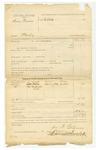 1885 December 22: U.S. v. Nelson Marona, murder; includes costs of service of subpoena; John M. Dale, witness; John G. Farr, U.S. marshal; Stephen Wheeler, clerk; John Carroll, U.S marshal