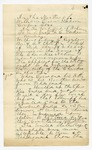 Letter, to I.C. Parker, judge, regaurding the matter of William Drew-Mahear Cooper Case