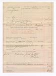 1887 June 27: Voucher, U.S. v. James Johnson, larceny; Stephen Wheeler, commissioner; James Oliver, James Kane, William Lewis, witnesses; includes cost of mileage