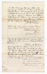 1886 May 9: Voucher, U.S. v. J.R. Smith, robbing U.S. mail; Julian A. Hudson, witness; John Carroll, U.S. marshal; handwritten voucher includes cost of expenses incurred as witness; Stephen Wheeler, clerk; S.A. Williams, deputy clerk; A.S. Vandervent, chief deputy