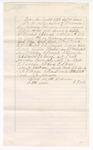 1888 March 2: Venire facias, commanding the summons of Lee C. May, George Birch, William S. Pruitt, A.W. Rutherford, W.C. Stanford, Andrew Gist, Frank Griffin, W.J. Seamann, J.W. Martindale, Henry P. Barry, G.F. Hackett, A. Eggleston, R.D. Taylor, Ed Briscal, G.W. Smith, Harrison Rowe, John Hill, James S. Coff, R.A. Sharpe, John Ruse, E.S. Davis, James K. Jackson, Render Cader, W.V. Burke, J.C. Freeman, William Forrester, U.M. Stotts, W.H. Harrison, as petit jurors; J.C. Carroll, U.S. marshal