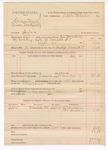 1888 October 17: Voucher, U.S. v. Carmon Mysick and Nelson Wakefield, introducing spiritous liquor;  includes cost of mileage and feeding prisoners; John McAllister, deputy marshal; Stephen Wheeler, commissioner; Y.P. Hudson, Mrs. Hudson, witnesses