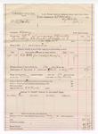 1888 May 1: Voucher, U.S. v. F.W. Prenter, larceny ; includes cost of warrant, mileage, and feeding prisoner; R.A. Bunch, guard; B. Commelley, deputy marshal; E.B. Harrison, commissioner
