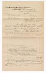 1889 June 30: Voucher, U.S. v. A.E. Vermen, larceny; includes cost of mileage; John Carroll, U.S. marshal; J.W. Salmon, deputy marshal; Stephen Wheeler, commissioner; Neal Delaney, et al.