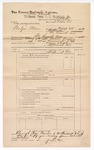1889 June 30: Voucher, U.S. v. Bulyn Morn, introducing spirituous liquors; includes cost of mileage; J.B. Lee, deputy marshal; John Carroll, U.S. marshal; Stephen Wheeler, commissioner