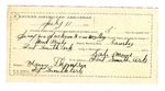 1889 July 16: Voucher, U.S. v. Jimpson Jackson and One McGulberry, introducing spiritous liquors; Wood Bailey, deputy marshal; Stephen Wheeler, commissioner; Robert Price, Robert Kimbro, Gabe Bolin, John Smith, witnesses; includes cost of mileage and feeding prisoners
