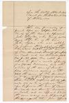 1890 September 3: Affidavit, of John Taylor, victim; Stephen Wheeler, clerk; Eugene Stanley, accused of larceny
