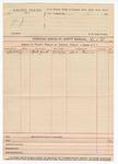 1890 April 28: Voucher, commanding the summons of Bub Travior; Heck Thomas, deputy marshal