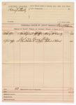 1890 May 9: U.S. v. Hamp Stanley; Grant Johnson, deputy marshal; Henry McCarly, witness; Tamire Colonel, witness in U.S. v. Ross Riley