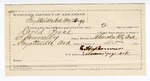 1890 May 23: Voucher, U.S. v. David Price, assault with intent to kill; B. Connelly, deputy marshal; Stephen Wheeler, commissioner; E.H. Bruner, guard; James Fleenor, witness; Thomas B. Needles, U.S. marshal