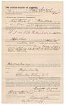 1891 December 30: Voucher, U.S. v. Kate Fulland, George Fulland, H. Fulland, assault with intent to kill; Stephen Wheeler, commissioner; M.D. Collins, deputy marshal; One Mathews Thomas Sucker, Frank Brandywood, One Jackson, witnesses