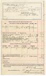 1892 January 05: Voucher, U.S. v. William Clowers; includes costs of service of warrant, mileage on writ, feeding prisoner; William Herndon, Eliza J. Herndon, witnesses; John Herndon, guard;  W.D. Smith, deputy marshal; Stephen Wheeler, commissioner; Jacob Yoes, U.S. marshal
