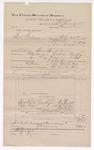 1892 February 27: Voucher, U.S. v. Thomas Williams, assault with intent to kill; Stephen Wheeler, commissioner; Dick Reynolds, N. Childers, James Rinn, Marty Rinn, witnesses