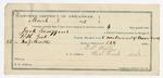 1892 March 03: Voucher, U.S. v. Jack Scroggins, larceny; includes costs of service of warrant, mileage on writ, feeding prisoner; R.T. Peck, J.J. Ward, Nuf Ward, Nefet Farris, witnesses; E.P. Mills, guard; H.H. York, deputy marshal; E.B. Harrison, commissioner